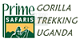 Gorilla Trekking Safaris and Tours In Uganda and Rwanda Logo